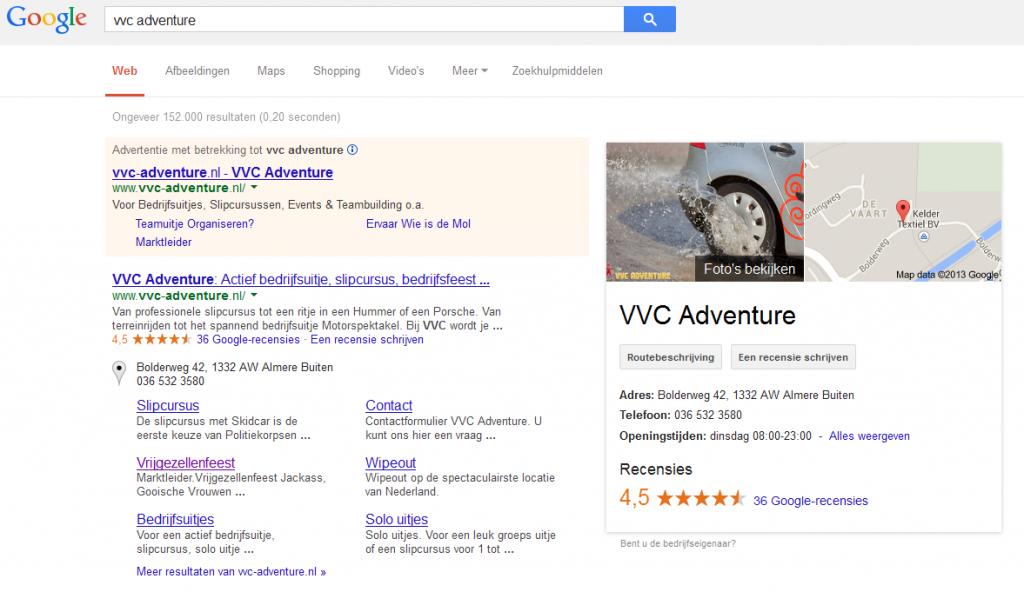 FireShot Screen Capture #063 - 'vvc adventure - Google zoeken' - www_google_nl_search_q=vvc+adventure+adventures&pws=0&hl=nl&num=10#hl=nl&pws=
