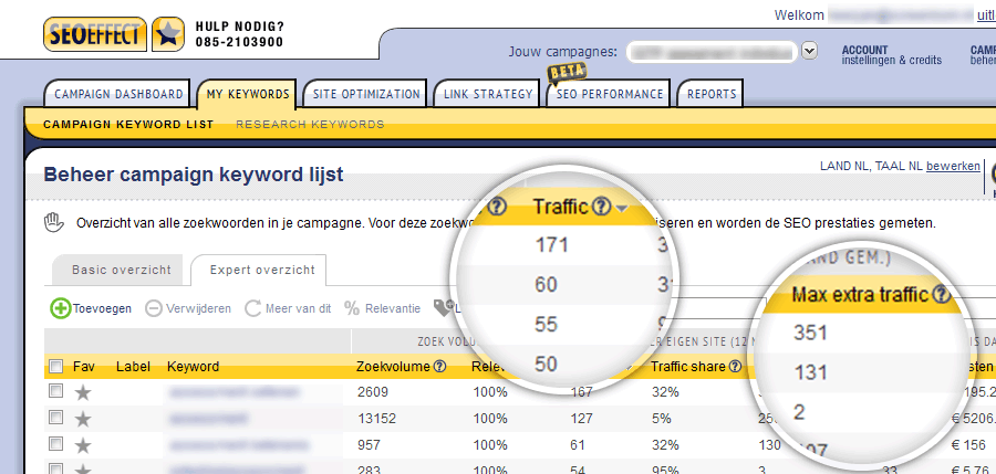 SEO Effect Not Provided oplossing